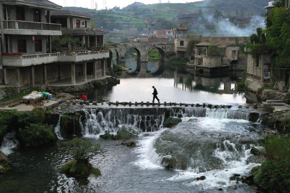 Scene in South China by Amsterdam photographer Tom van der Leij