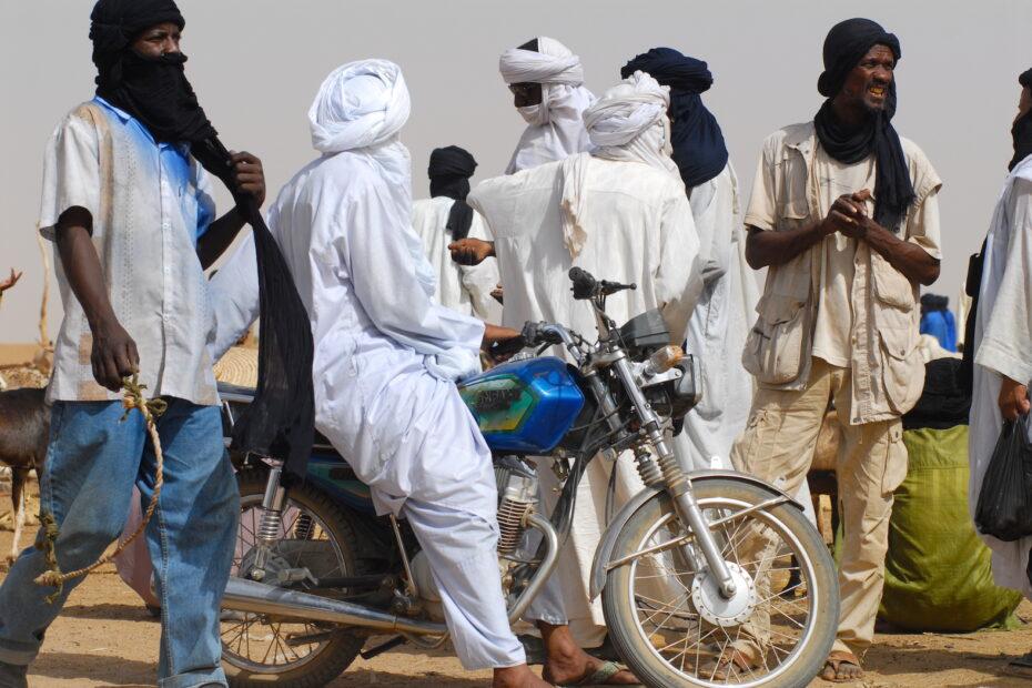 Niger Touareg foto Tom van der Leij